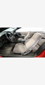 1997 Chevrolet Camaro Z28 Convertible for sale 101101393