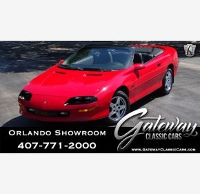 1997 Chevrolet Camaro Z28 for sale 101148149