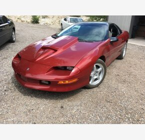 1997 Chevrolet Camaro Z28 Coupe for sale 101174839