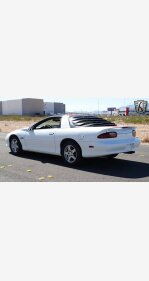1997 Chevrolet Camaro Z28 for sale 101304518
