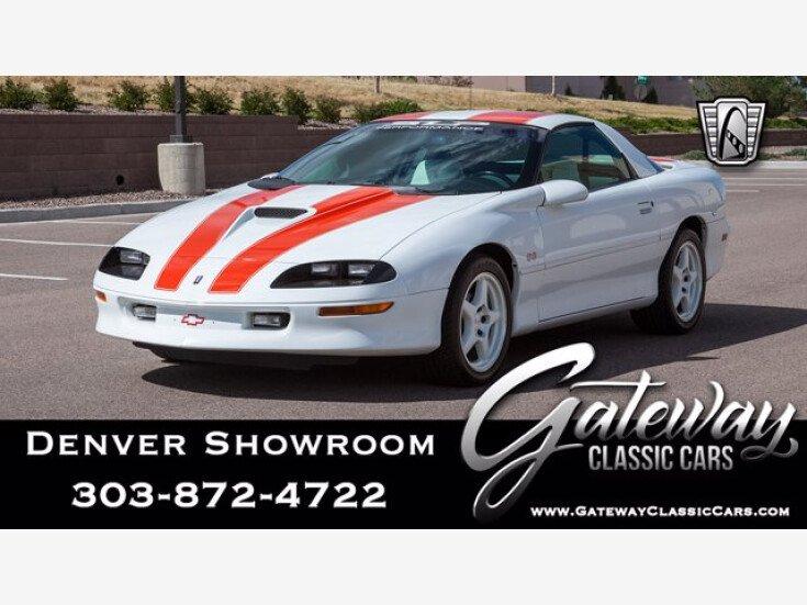 1997 Chevrolet Camaro SS for sale 101562561