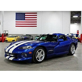 1997 Dodge Viper GTS Coupe for sale 101091351