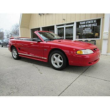 1997 Ford Mustang GT Convertible for sale 101059608