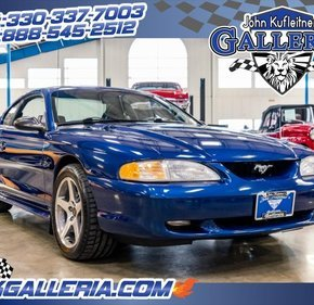 1997 Ford Mustang GT Coupe for sale 101273447