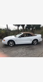1997 Ford Mustang Convertible for sale 101415849