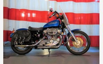 1997 Harley-Davidson Sportster for sale 200802429