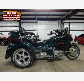 1997 Honda Gold Wing for sale 200662297