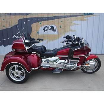 1997 Honda Gold Wing for sale 200792050