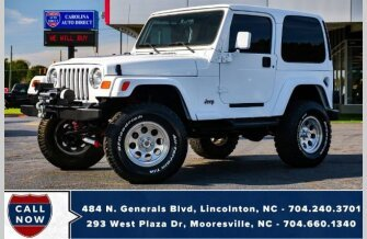 1997 Jeep Wrangler for sale 101378822