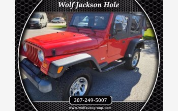 1997 Jeep Wrangler for sale 101612899