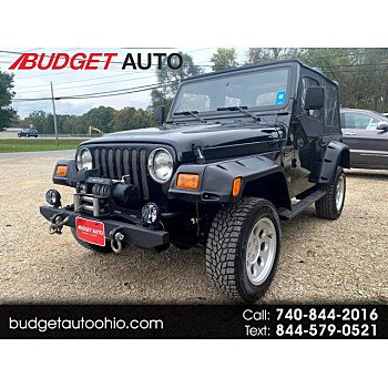 1997 Jeep Wrangler for sale 101628343