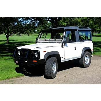 1997 Land Rover Defender 90 for sale 100881996