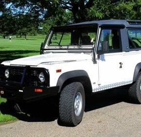 1997 Land Rover Defender 90 for sale 101110255