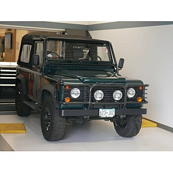 1997 Land Rover Defender 90 for sale 101192672