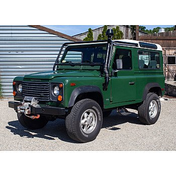 1997 Land Rover Defender 90 for sale 101339070