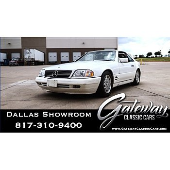 1997 Mercedes-Benz SL600 for sale 101216311