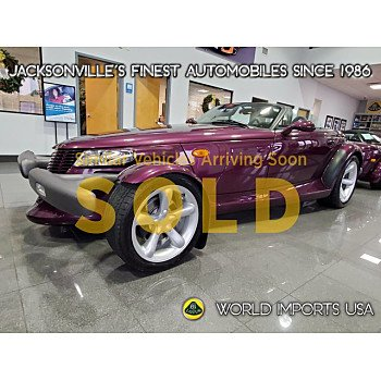 1997 Plymouth Prowler for sale 101486885