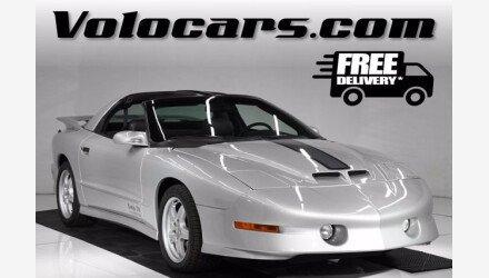 1997 Pontiac Firebird Coupe for sale 101409622