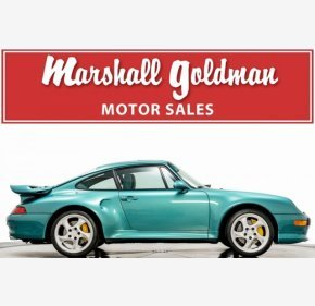 1997 Porsche 911 Coupe for sale 101210314