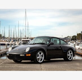1997 Porsche 911 Carrera Coupe for sale 101482272