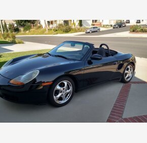 1997 Porsche Boxster for sale 101162862