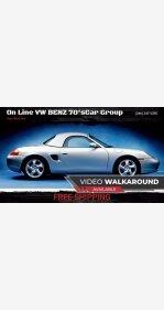 1997 Porsche Boxster for sale 101402112