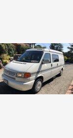 1997 Volkswagen Eurovan Camper for sale 101225533