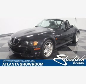 1998 BMW M Roadster for sale 101058246