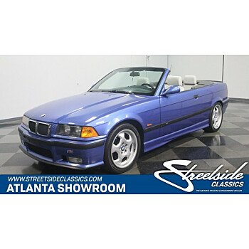 1998 BMW M3 Convertible for sale 101049142