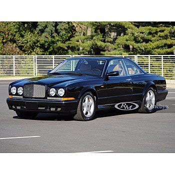 1998 Bentley Continental T Coupe for sale 101387066
