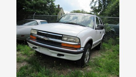 1998 Chevrolet Blazer for sale 101353033