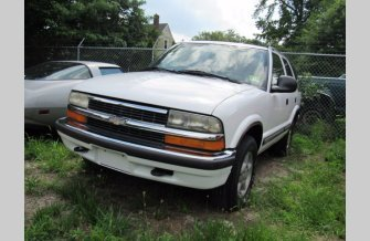 1998 Chevrolet Blazer for sale 101353033