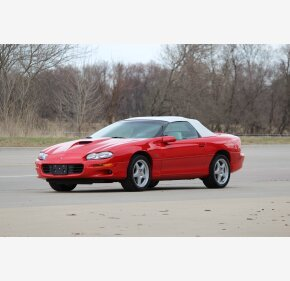 1998 Chevrolet Camaro Convertible for sale 101122552