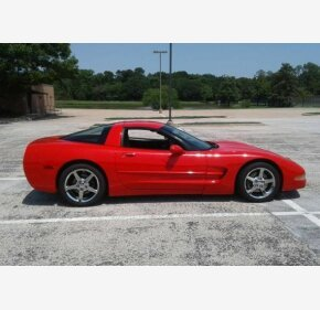 1998 Chevrolet Corvette Coupe for sale 101057812