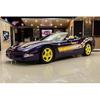 1998 Chevrolet Corvette Convertible for sale 101069667
