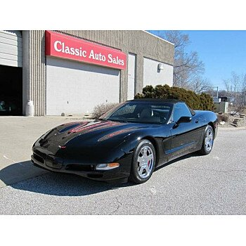 1998 Chevrolet Corvette Convertible for sale 101109808