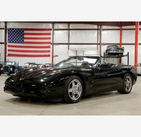 1998 Chevrolet Corvette Convertible for sale 101249506