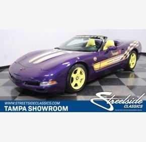 1998 Chevrolet Corvette for sale 101274583