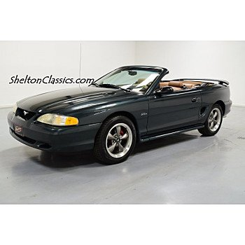 1998 Ford Mustang GT Convertible for sale 101031804