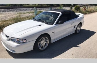 1998 Ford Mustang GT Convertible for sale 100925168