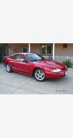 1998 Ford Mustang Cobra Coupe for sale 101270425
