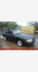 1998 Ford Mustang GT Convertible for sale 101326152