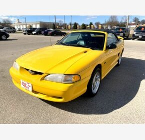 1998 Ford Mustang GT Convertible for sale 101358272