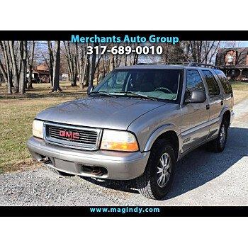 1998 GMC Jimmy 4WD 4-Door for sale 101237265