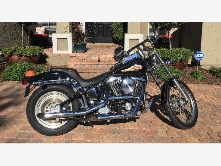 1998 Harley-Davidson Softail Custom for sale near Saint
