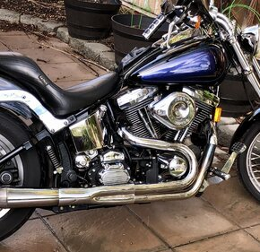 1998 Harley-Davidson Softail Custom Anniversary for sale 200844492