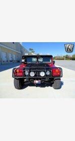 1998 Hummer H1 4-Door Open Top for sale 101280503