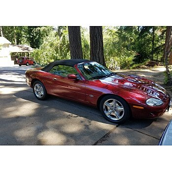 1998 Jaguar XK8 Convertible for sale 101120968