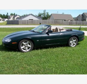 1998 Jaguar XK8 Convertible for sale 101243635