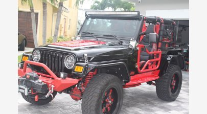 1998 Jeep Wrangler 4WD Sport for sale 101395841
